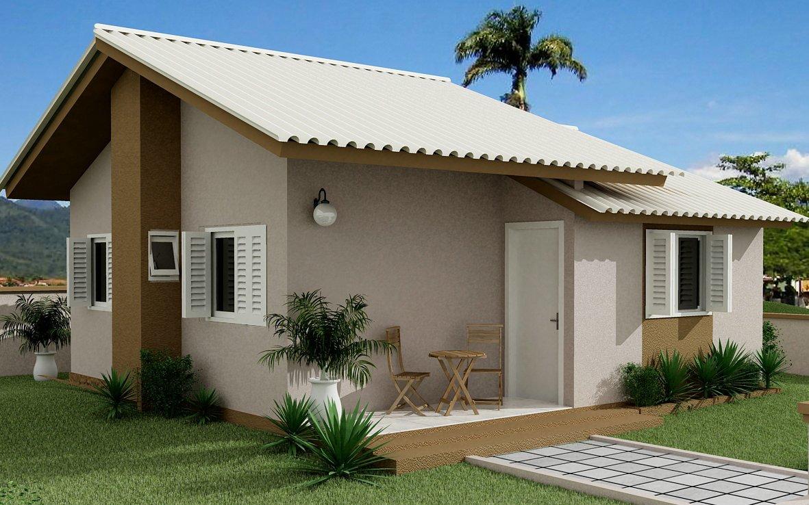 Fotos de fachadas de casas modernas e bonitas decorando - Fotos de casas ...