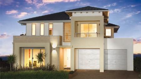 Fotos de fachadas de casas modernas e bonitas decorando for Fotos de casas modernas fachadas
