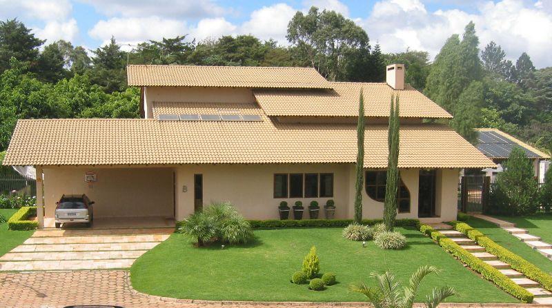 Fotos de fachadas de casas modernas e bonitas decorando for Paginas para construir casas