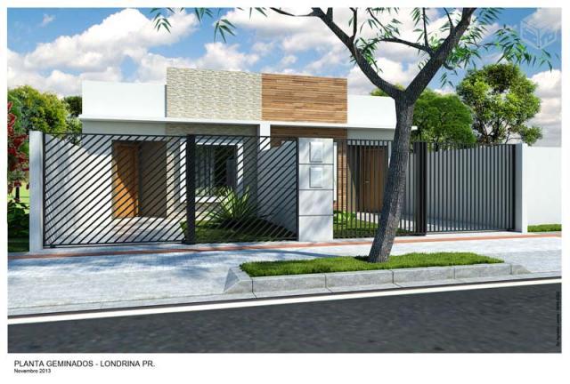 Fachadas cabaas for Casas modernas wikipedia