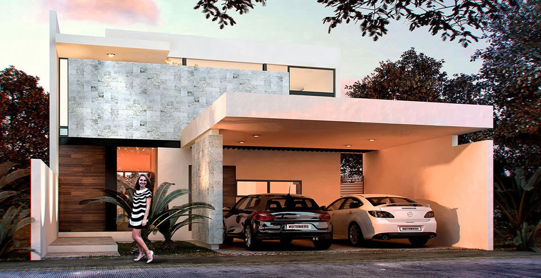 Fachadas de casas modernas 2014 fotos decorando casas for Fotos de casas modernas terreas