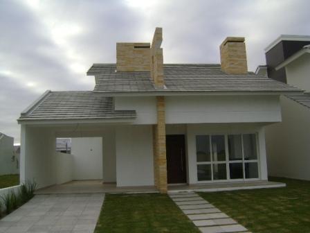 Fotos de fachadas de casas modernas e pequenas decorando for Ver modelos de casas pequenas