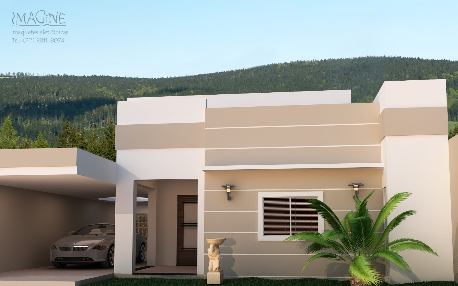 Casas y fachadas modernas interesting fachadas de casas for Buscar casas modernas