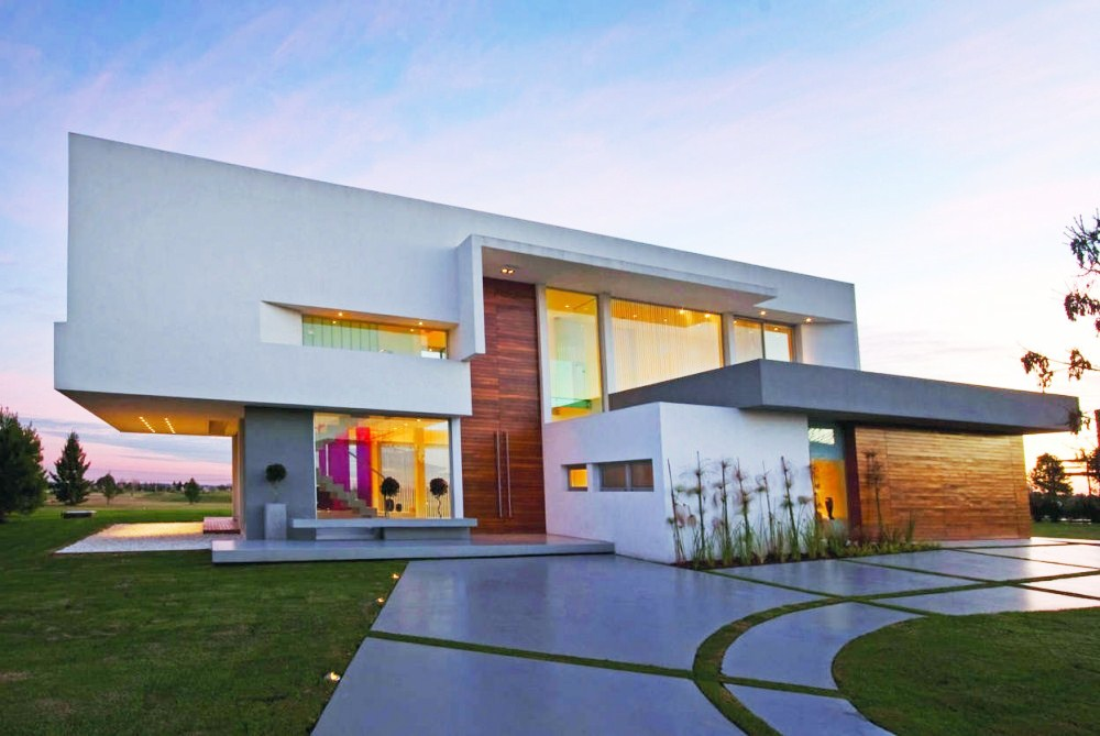 14 fachadas de casa com tijolinhos a vista e várias dicas