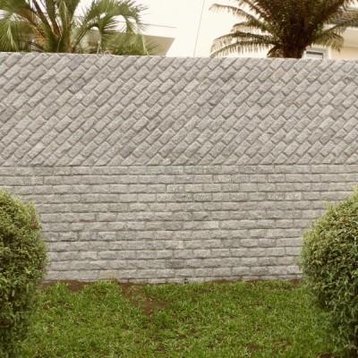 Modelos de revestimento barato para parede externa for Piedra barata para paredes