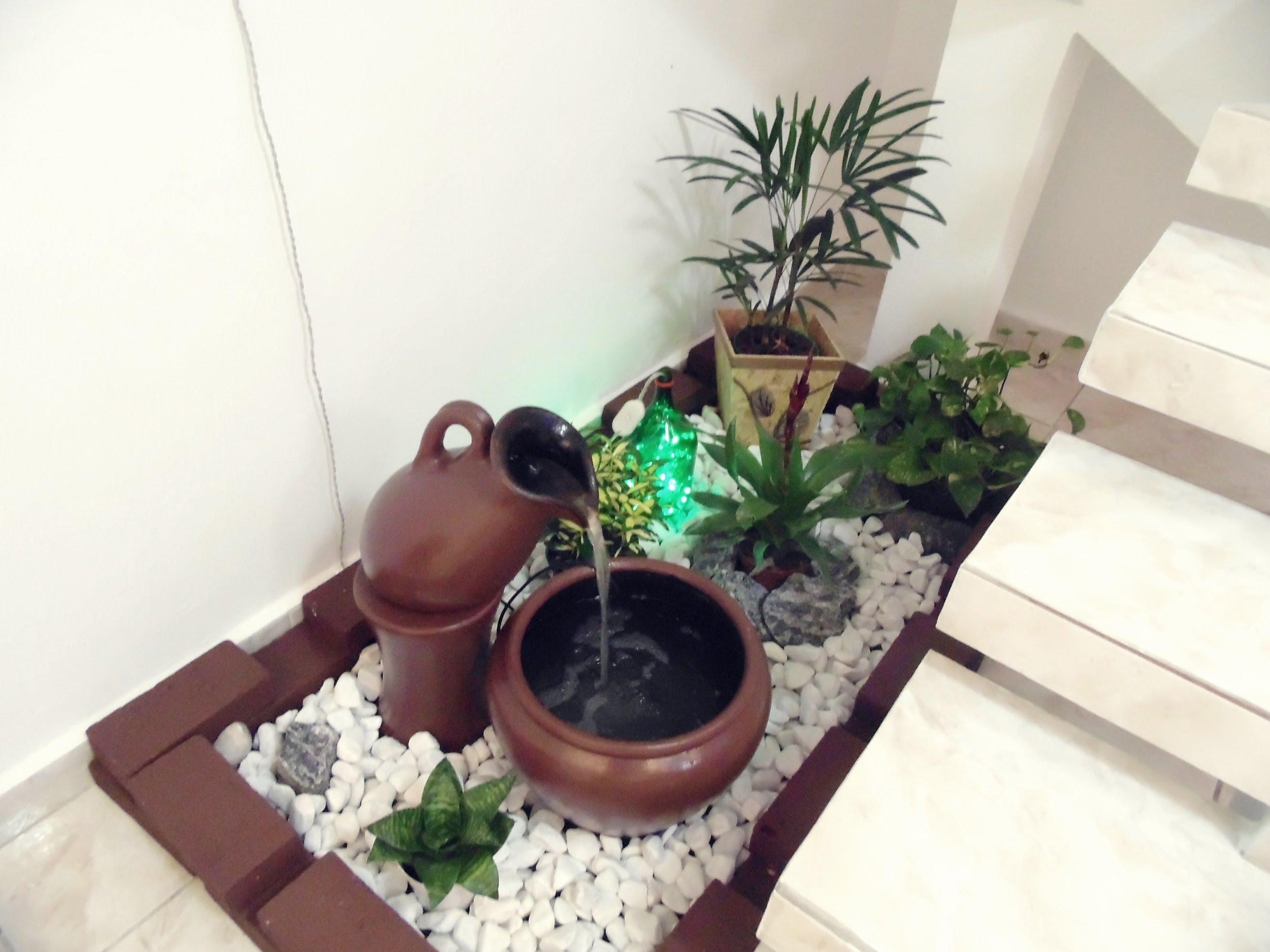 Como fazer um jardim de inverno dicas e fotos decorando for Como criar caracoles de jardin