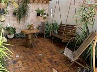 decoração-jardim-rústico