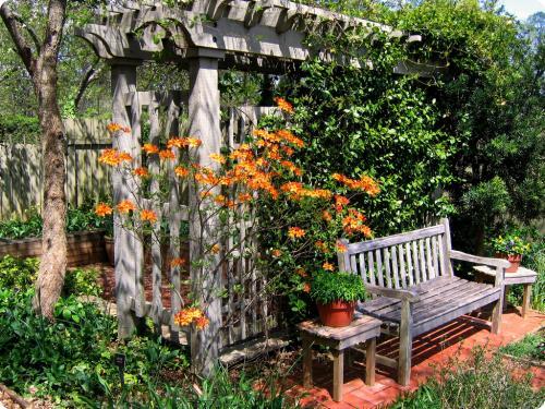imagens jardins rusticos : imagens jardins rusticos:Dicas de decoração de Jardim rústico fotos