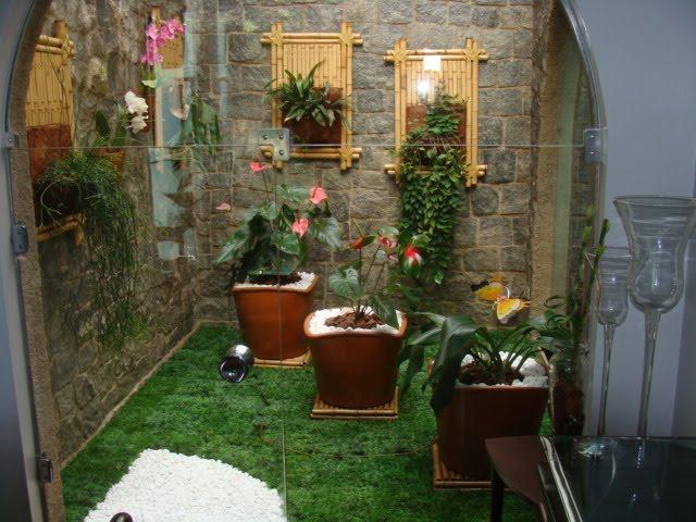 Como fazer um Jardim de inverno? Dicas e fotos  Decorando Casas