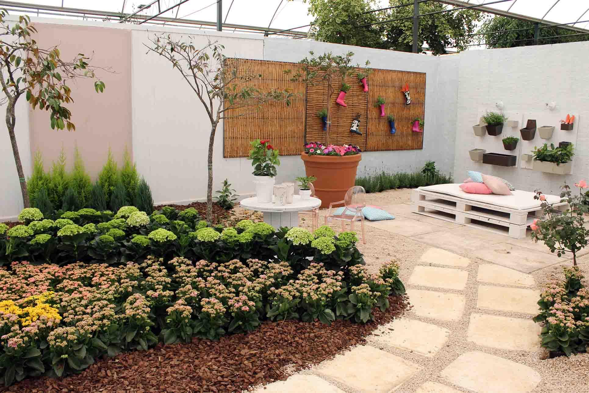 Dicas e fotos de paisagismo e jardinagem para sua casa for Ideas decorativas para patios