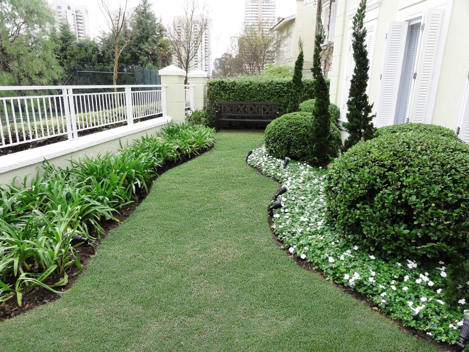 Dicas e fotos de paisagismo e jardinagem para sua casa for Interno s