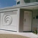 portões-casas-modernas