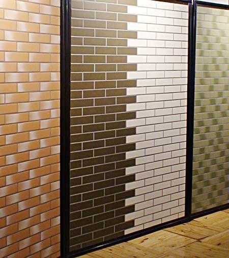 Revestimento para parede externa em cerâmica Decorando Casas ~ Revestimento De Parede De Quarto Com Ceramica