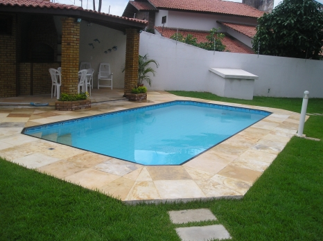 Projetos piscinas residenciais
