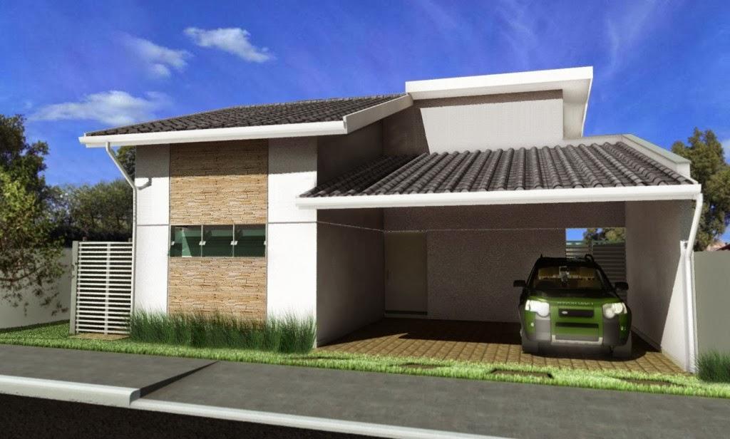 Revestimento Para Fachadas De Casas Decorando Casas