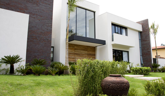 Revestimento para fachadas de casas decorando casas - Tipos de fachadas para casas ...