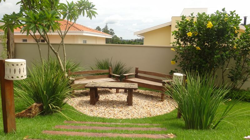 jardins quintal pequeno:Decoracao De Quintal Pequeno