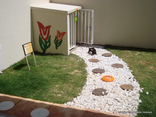 fotos de jardim em quintal
