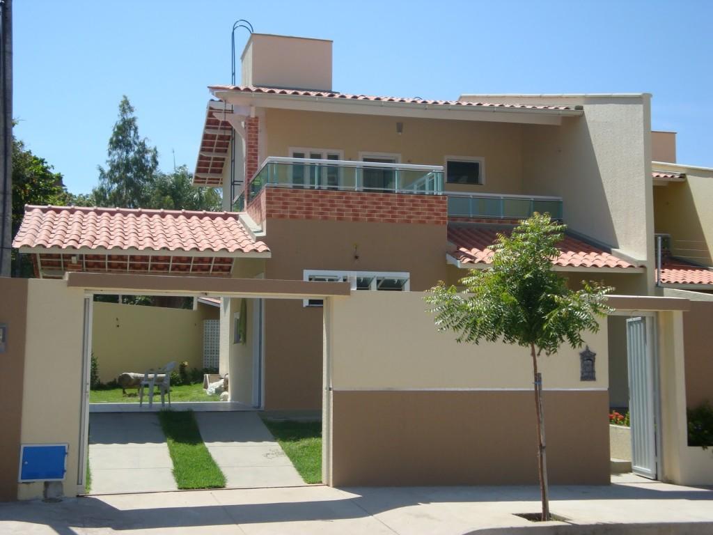Fotos de fachadas de casas duplex decorando casas for Decorando casa