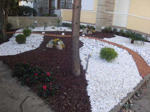 Amado Fotos de pedras decorativas para jardim | Decorando Casas AJ58