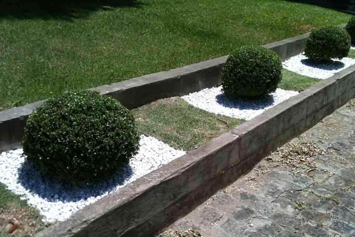 pedras de jardim branca : pedras de jardim branca:Fotos de pedras decorativas para jardim