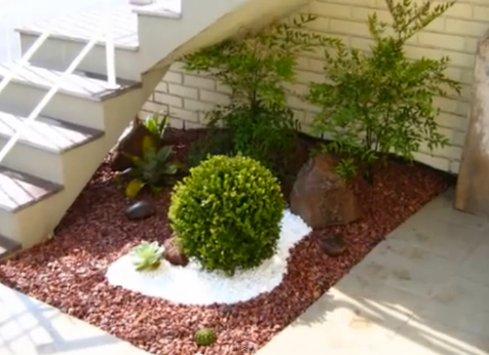 pedras para jardim em sorocaba:Fotos de pedras decorativas para jardim