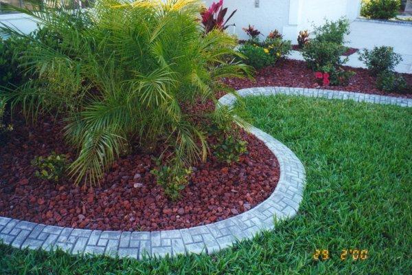 Fotos de pedras decorativas para jardim decorando casas for Jardines naturales pequenos