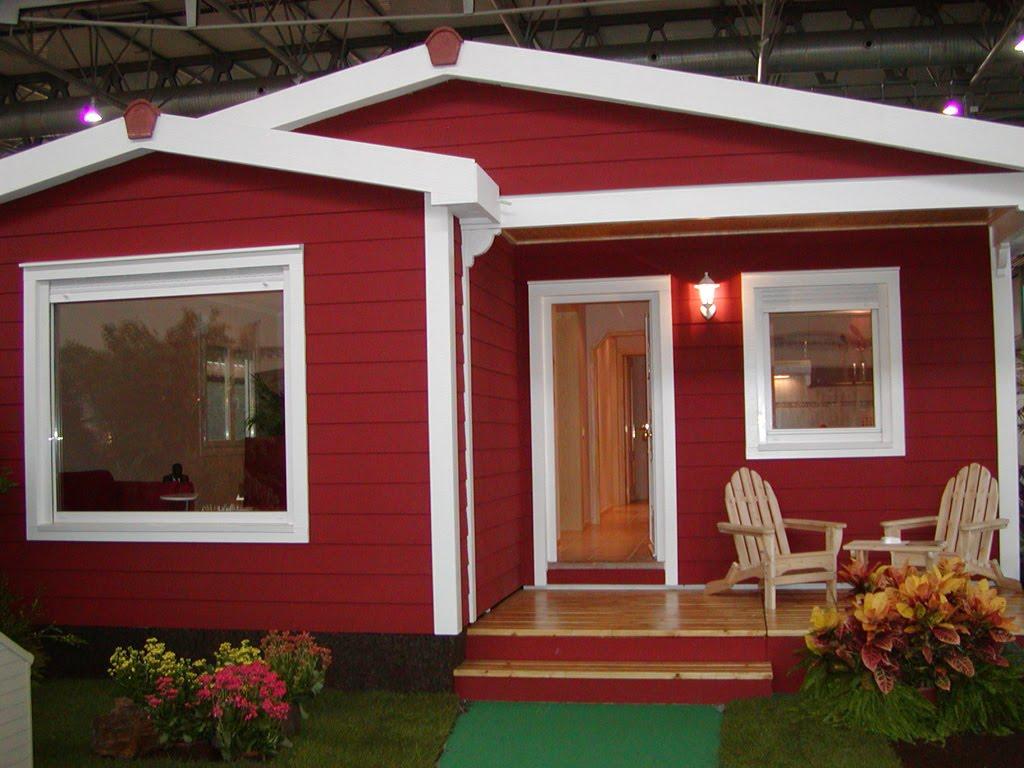 Fotos de pinturas de casas simples decorando casas for Pinturas bonitas para casas
