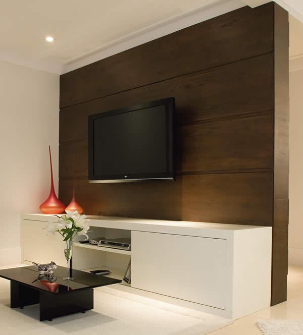 Revestimento de madeira para parede pre os e fotos - Revestimiento de parede ...