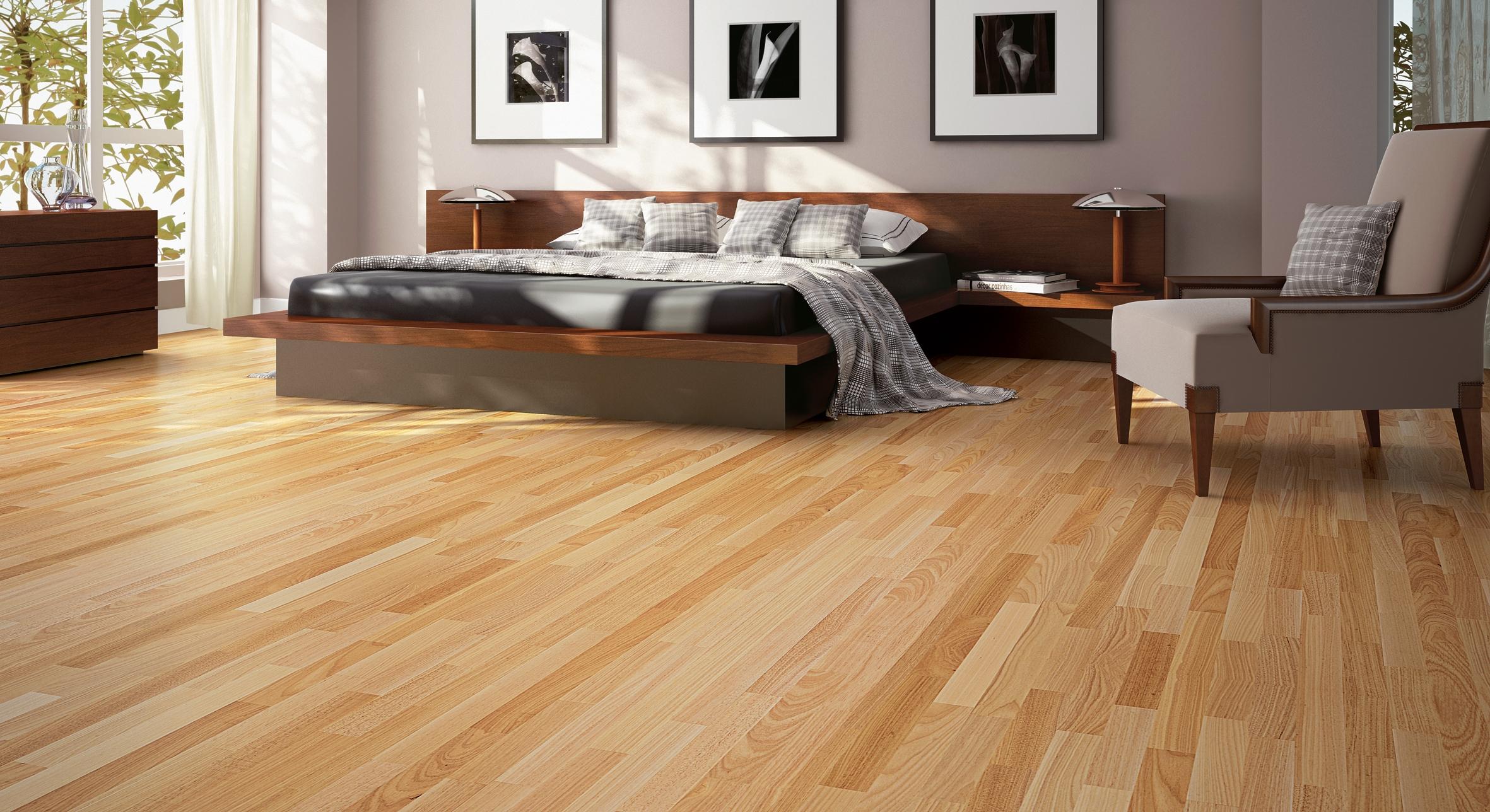 Dicas e fotos de pisos de madeira pre os decorando casas for Pisos de inmobiliarias