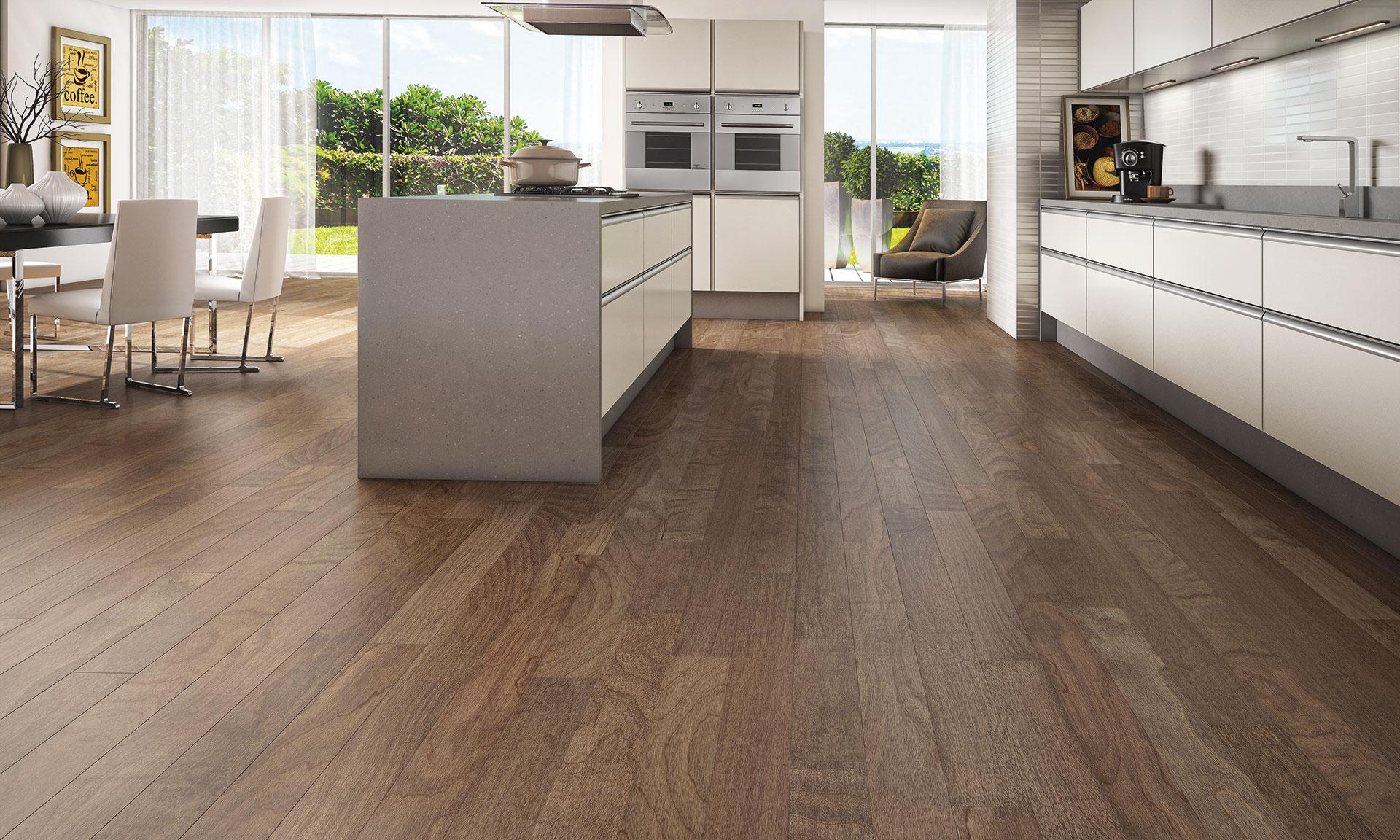 Dicas e fotos de pisos de madeira pre os decorando casas for Casa floor