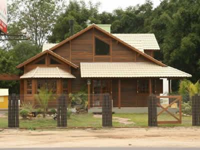 Projetos de casas de campo modernas decorando casas - Modelos de casas de campo pequenas ...