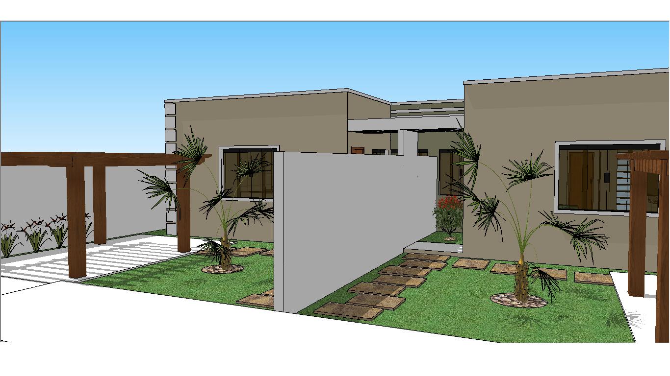 Pin fachada casa geminada garagem banheiro ajilbabcom for Portal de inmobiliarias