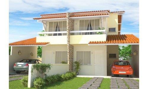 Projetos de casas geminadas gr tis decorando casas for Fotos de casas modernas terreas