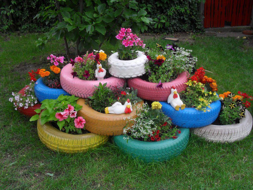 decorar um jardim : decorar um jardim:um jardim mais bem decorado que o outro sem contar a beleza que um