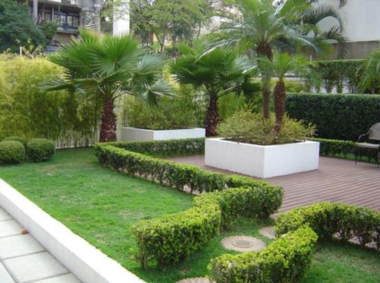 como fazer um jardim simples e barato no quintal