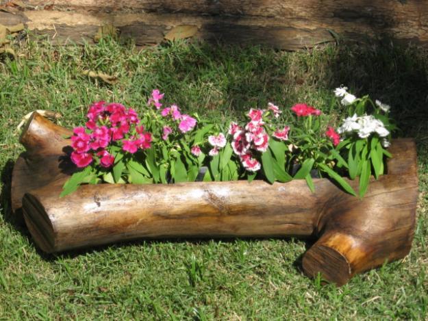Como fazer um jardim simples e barato no quintal Jardines verticales baratos