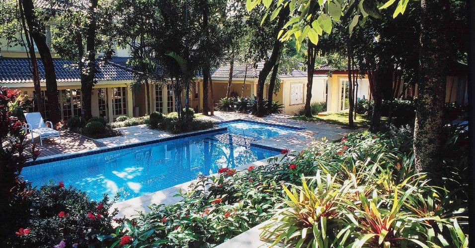 Dicas de paisagismo e jardinagem com piscina  Decorando Casas
