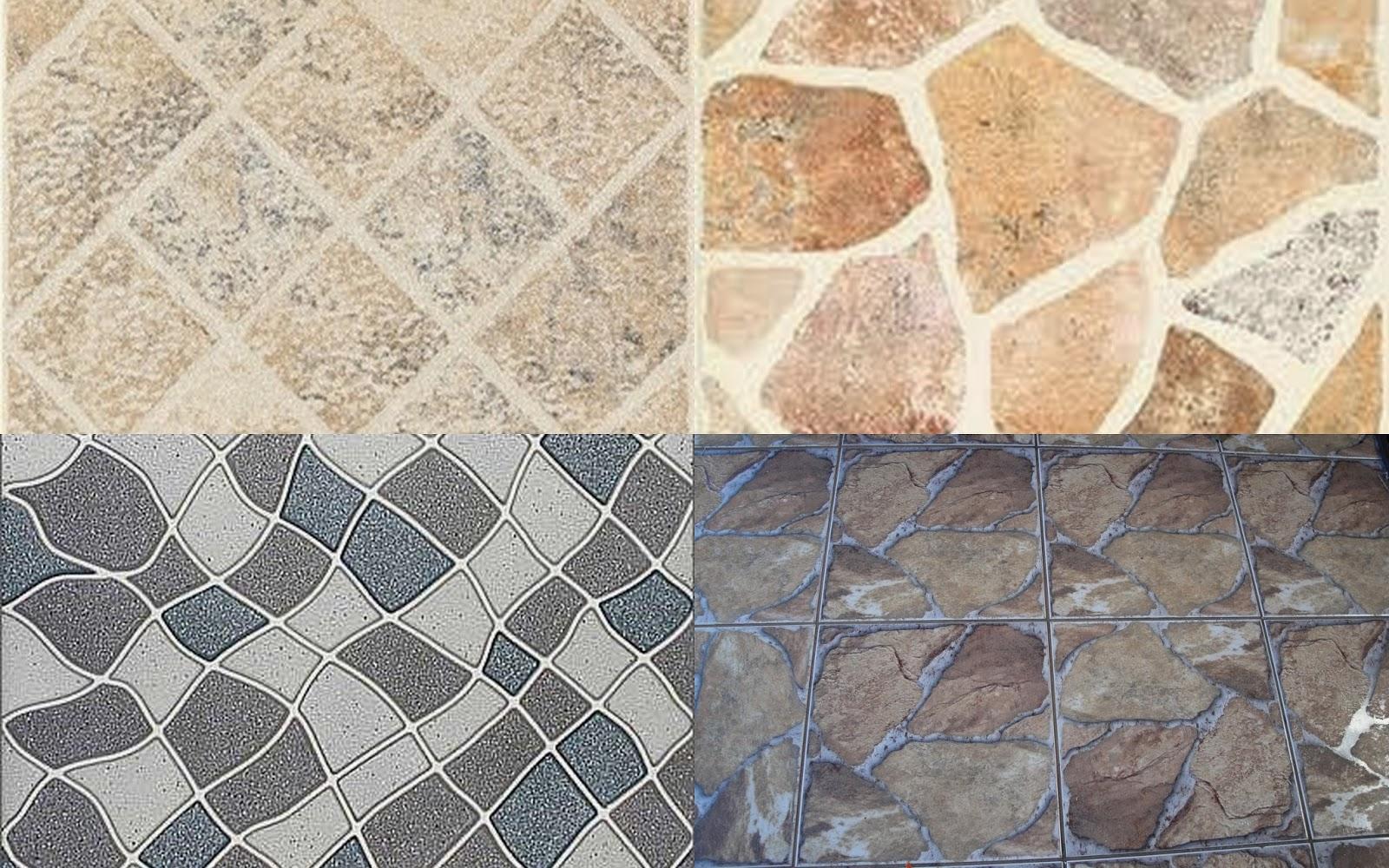 Fotos de pisos para rea externa e garagem decorando casas for Tipos de granito para pisos