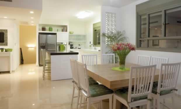 Tipos de pisos para casas modernas decorando casas for Casas modernas de un piso por dentro