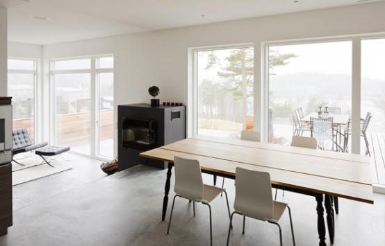 Tipos de pisos para casas modernas decorando casas for Casas modernas un piso