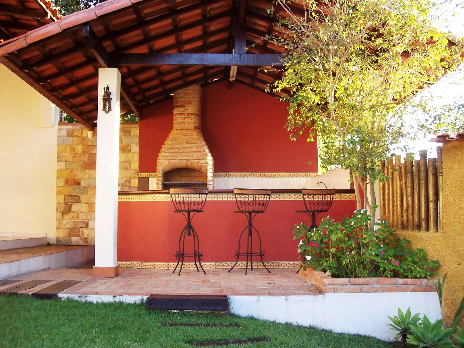 pedras jardim baratas : pedras jardim baratas:Decoração para quintal pequeno com piscina