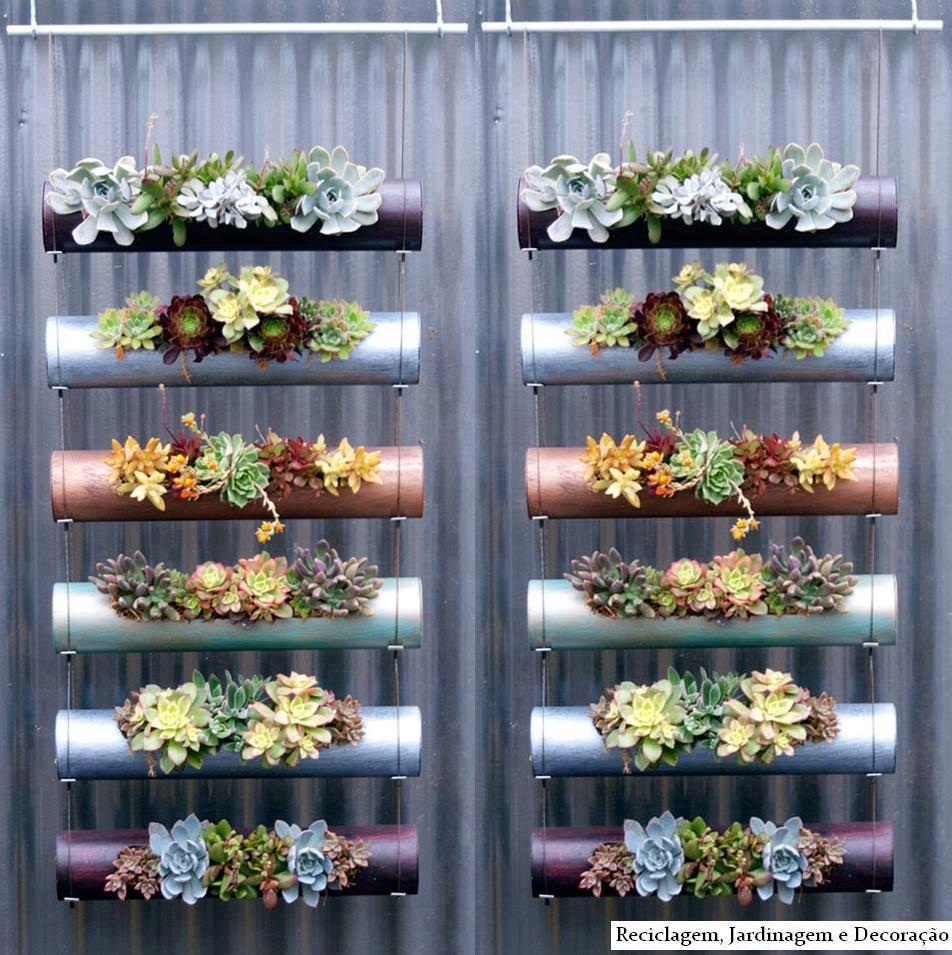 jardim vertical simples:Como fazer um jardim vertical simples e barato?