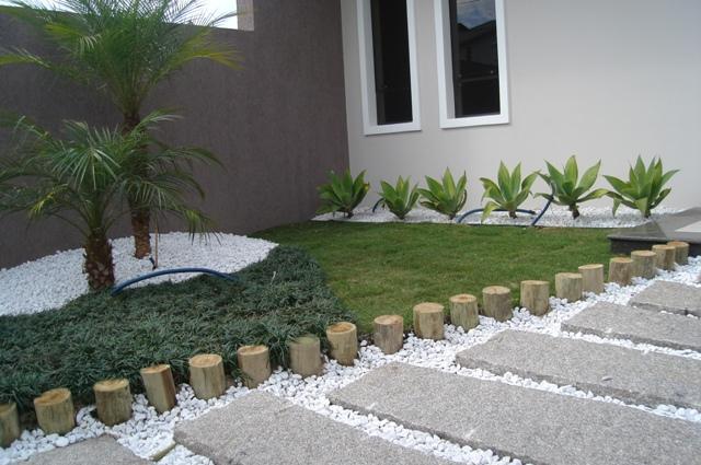 Dicas de paisagismo e jardinagem residencial simples  Decorando Casas