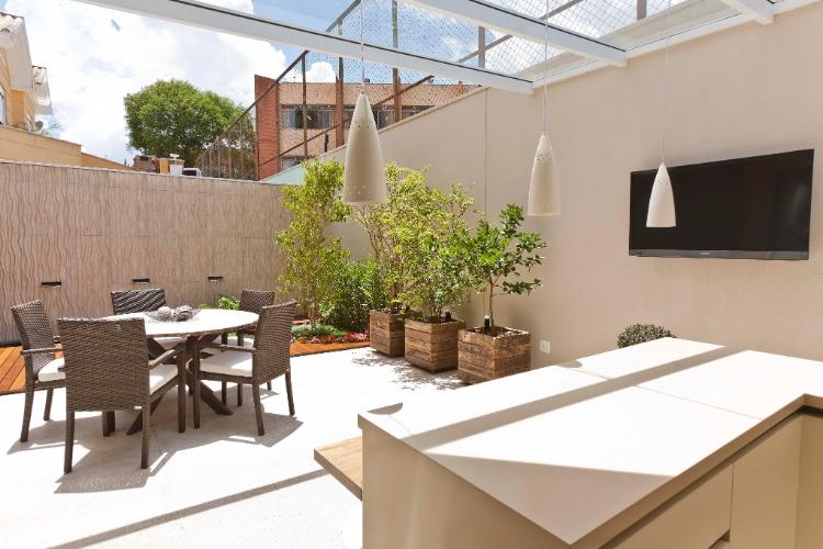 Dicas de pisos de porcelanato para exteriores decorando for Pisos exteriores