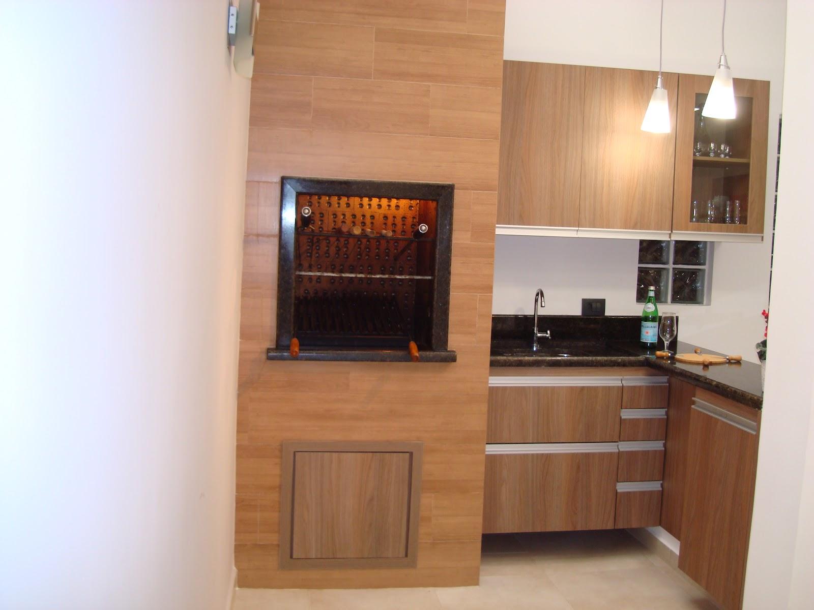 projetos churrasqueiras pequenos espaços #B34C0F 1600 1200
