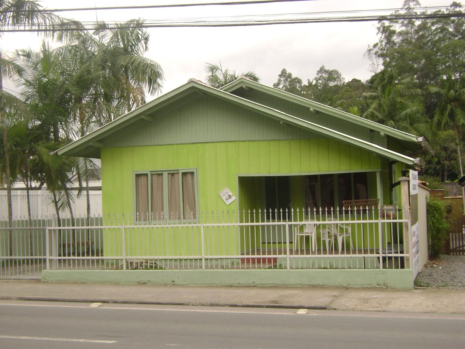 Dicas de pinturas de casas de madeira decorando casas for Decorando casa