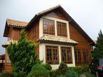 pinturas-de-casas-madeira
