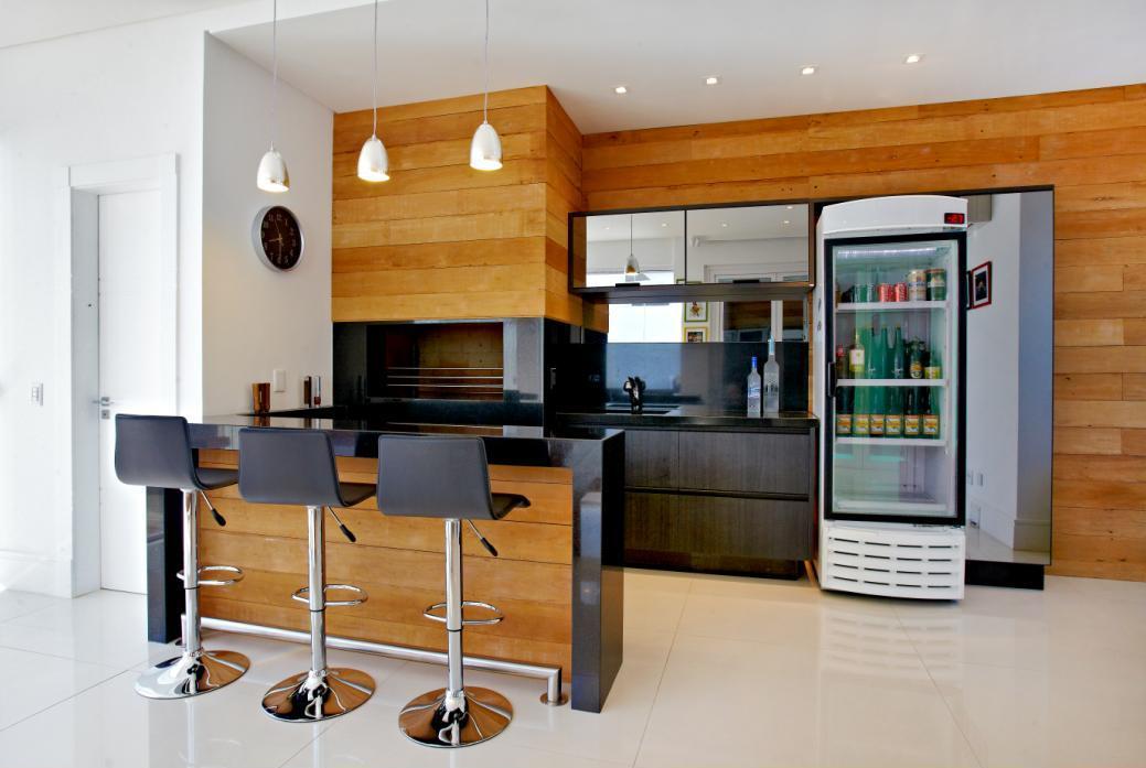Projetos de churrasqueiras modernas nova tend ncia for Modelos de apartamentos
