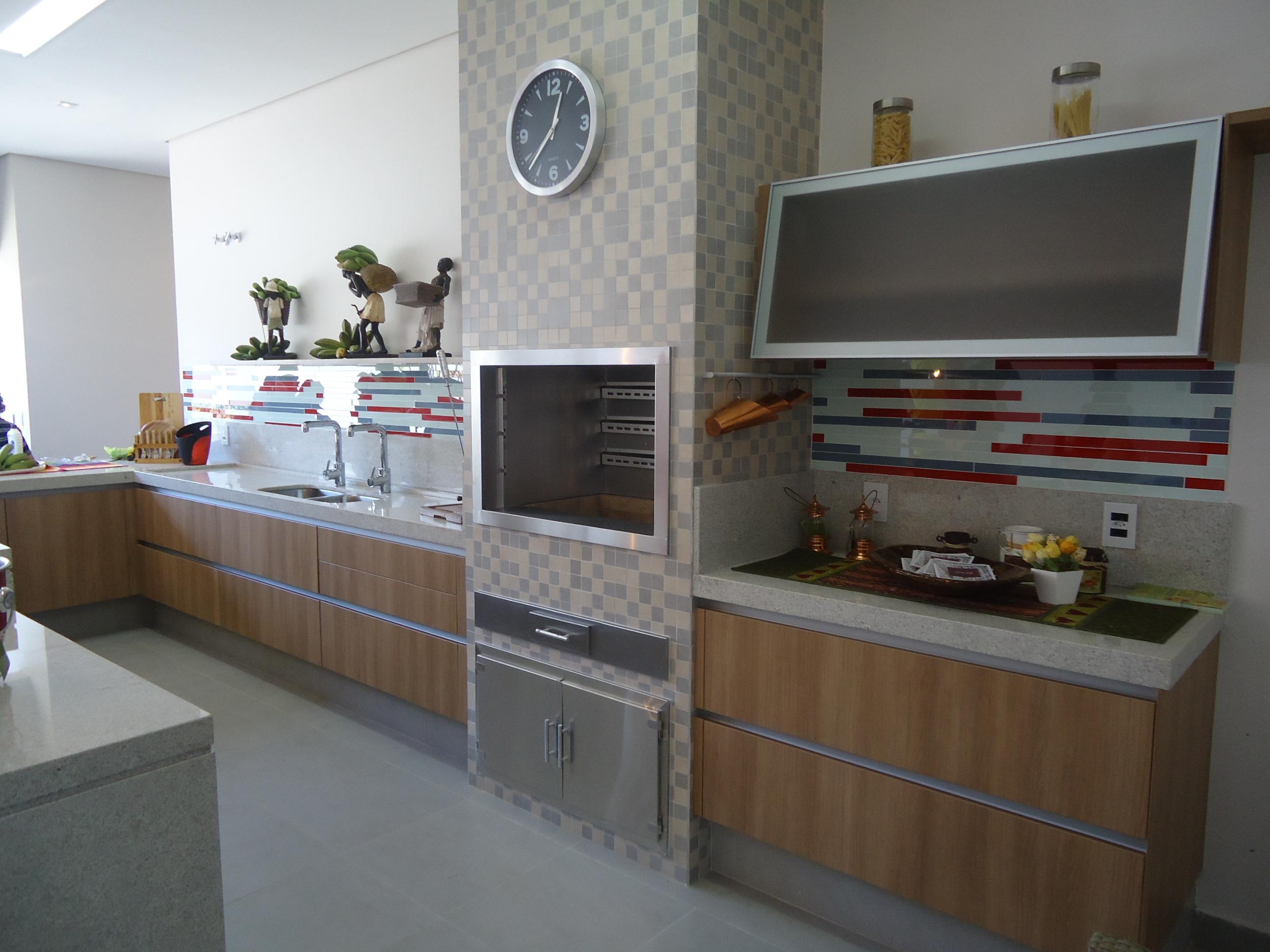 Projetos De Churrasqueiras Modernas Nova Tend Ncia Espa O Gourmet